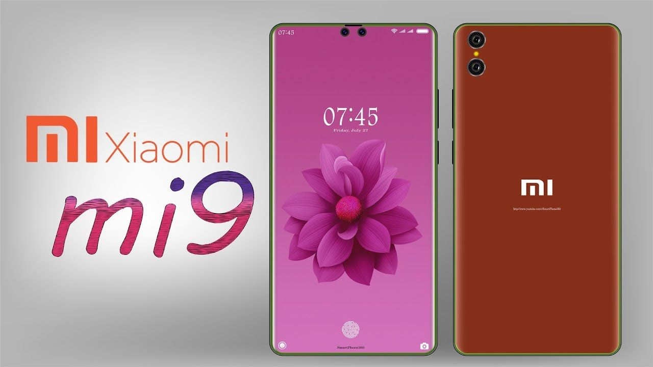 Smartphone Pliable Xiaomi lance officiellement son Mi 9