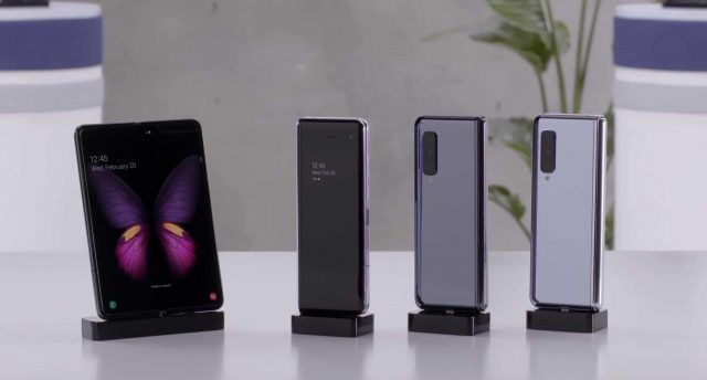 Smartphone Pliable Samsung : pas de processeur Exynos pour la version internationale du Galaxy Fold